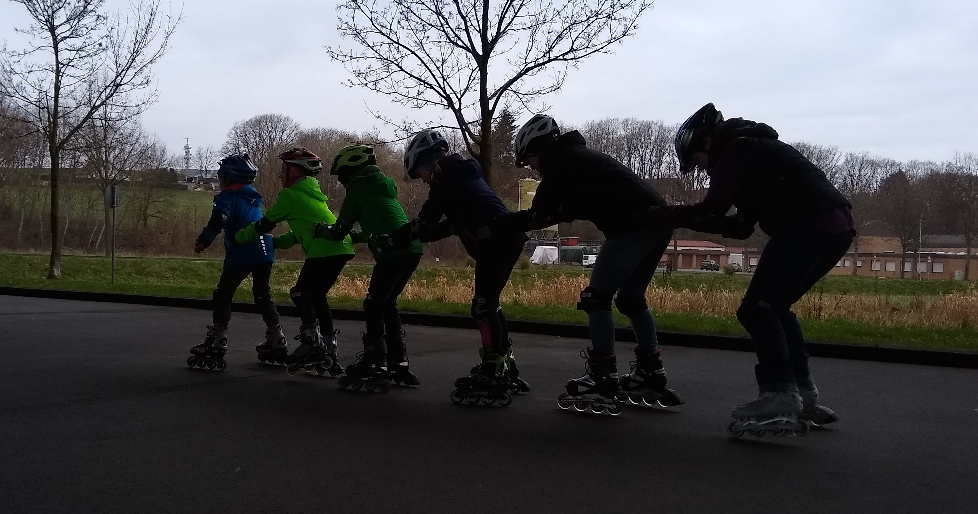 Professionelle Inline-Skating-Kurse
